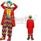 CosplayDiy Clown Halloween Cosplay Costume Unisex Cosplay Costume For Party
