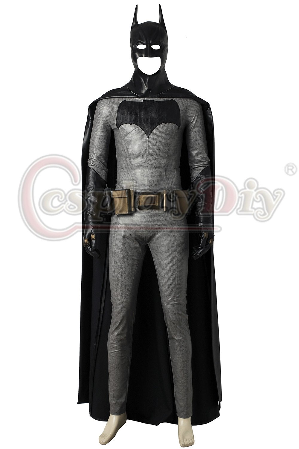 Batman v Superman: Dawn of Justice Batman Cosplay Costume Adult Batman Party Cosplay Costume