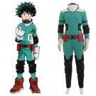 My Hero Academia Boku no Hero Akademia Midoriya Izuku Cosplay Costume Men's Costume