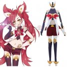 League of Legends LOL Star Guardian Jinx Cosplay Costume Women Party Cosplay Costume