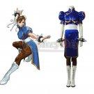 CosplayDiy Street Fighter V Chun Li Cosplay Costume Women Halloween Party Costume