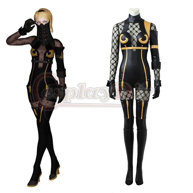 Nier: Automata Operator Cosplay Costume Women Party/Halloween Cosplay Costume