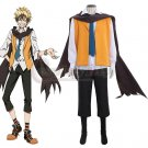 Cosplaydiy Servamp Hyde Greed Cosplay Costume Anime Servamp Costume for Men