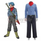CosplayDiy Dragon Ball Super Future Trunks Cosplay Costume Men's Outfit For Party