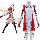 Fire Emblem Awakening Hinoka Cosplay Costume Set For Women