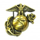 Official Seal of US Marine Corps Logo 3D Belt Buckle