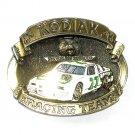 Kodiak Racing Team Brass Color 3D Great American Belt Buckle