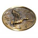 Canada Goose Heritage Mint Solid Brass Vintage Belt Buckle