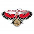Atlanta Hawks NBA Baseball GAP Pewter Belt Buckle