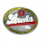 Vintage Strohs Beer Buckle Bakery Belt Buckle