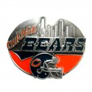 Chicago Bears NFL Vintage Siskiyou Pewter Belt Buckle