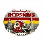 Washington Redskins NFL Vintage Siskiyou Pewter Belt Buckle
