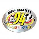 Nascar Bill Elliott 94 McDonalds Great American Products Belt Buckle