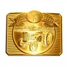Model R Tractor John Deere 1990 Limited Edition Belt Buckle