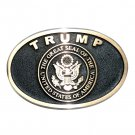 TRUMP United States America Great Seal Belt Buckle