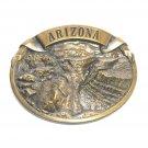 Grand Canyon Arizona Vintage Bergamot Brass Works US Belt Buckle