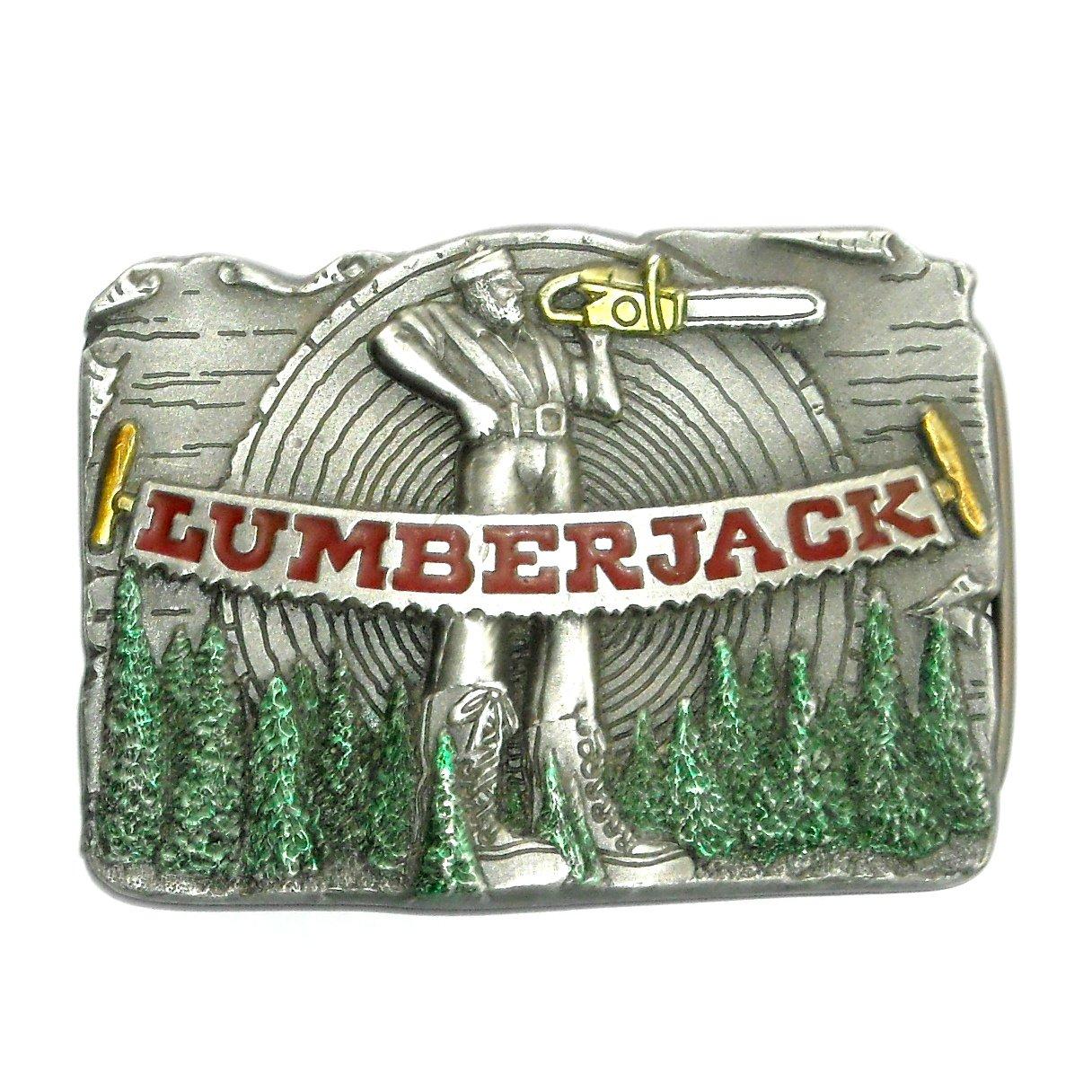 Lumberjack C&J Bergamot Color US Belt Buckle