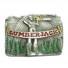 Lumberjack C&J Bergamot Color US Belt Buckle