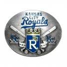 Kansas City Royals Siskiyou MLB Limited Edition Bergamot US Belt Buckle