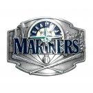 Seattle Mariners Siskiyou MLB Limited Edition Bergamot US Belt Buckle