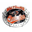 Baltimore Orioles Siskiyou MLB Limited Edition Bergamot US Belt Buckle
