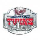 Minnesota Twins 1989 Siskiyou MLB Limited Edition Bergamot US Belt Buckle