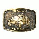 AM General Hummer BTS Solid Brass Belt Buckle