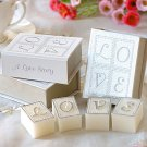 "10pcs X Creative Wedding Book ""Love"" Word Candle (White) Birthday Wedding Gift"