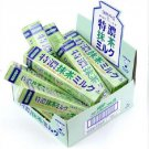 ( Pack of 4) UHA Tokuno Stick Candy High Conc. Match Milk Candy