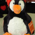 GUND CHUBBS PENQUIN PLUSH STUFFED ANIMAL ANIMATED SINGS FELIZ NAVIDAD NEW WITH ORIGINAL TAGS