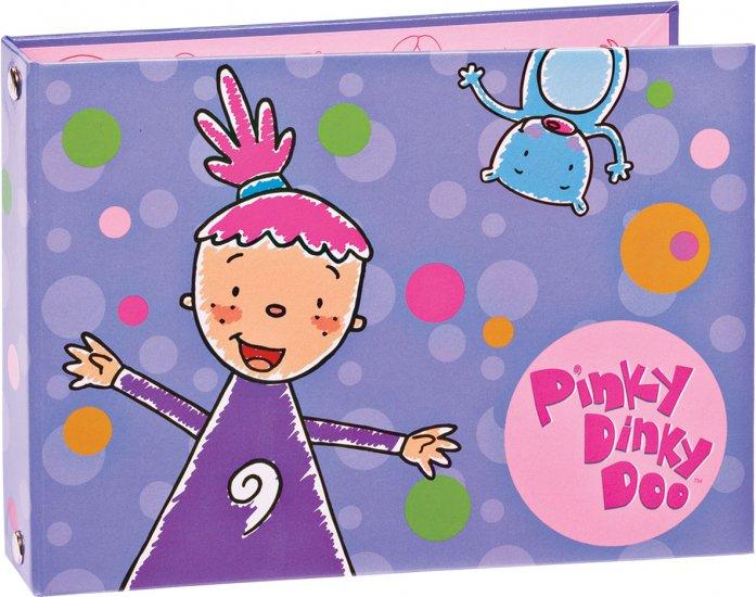 PINKY DINKY DOO PHOTO ALBUM POPULAR KIDS TV CHARACTER FROM NOGGIN TV NEW GUND