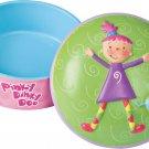 PINKY DINKY DOO TRINKET BOX NEW GUND CERAMIC CUPCAKE TREASURE HOLDER