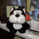 GUND CLAWS RETIRED KITTY CAT PLUSH STUFFED ANIMAL NEW WITH ORIGINAL TAGS