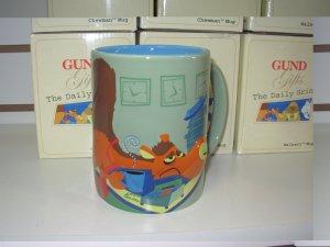 GUND DAILY GRIND CHEWMAN COFFEE MUG HUMP DAY FUNNY NEW CERAMIC COFFEE MUG