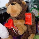 GUND GARSTANG SINGING ANIMATED GORILLA PLUSH STUFFED ANIMAL GUND NEW WITH TAGS SINGS BARRY WHITE