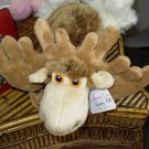 GUND MOOZLE PLUSH STUFFED ANIMAL MOOSE NEW WITH TAGS GUND TOY
