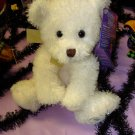 SHINING STAR WHITE BEAR RETIRED VIRTUAL PET NEW WITH SEALED CODE TAG RUSS BERRIE
