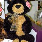 GUND AXEL PLUSH STUFFED ANIMAL BEAR RETIRED GUND NEW WITH ORIGINAL TAGS