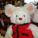 GUND MOJO MOUSE HOLIDAY CHRISTMAS PLUSH STUFFED ANIMAL NEW WITH TAGS GUND RETIRED