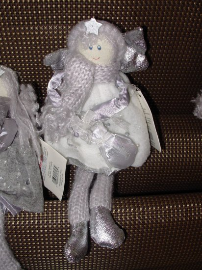 SHELF SITTER ANGEL TINY BLESSINGS NEW GUND HANDCRAFTED BY SWEET HOME ARTIST CHERYL ANN JOHNSON