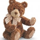 GUND PAXTON PLUSH STUFFED ANIMAL JOINTED TEDDY BEAR GUND NEW WITH TAGS