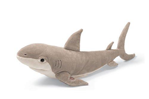 GUND SHARPIE SINGING STUFFED PLUSH ANIMAL SHARK GUND NEW WITH TAGS