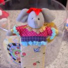 BOOKMARKS CHUCKLE VALLEY FRIENDS LITTLE ELEPHANT NEW GUND RETIRED