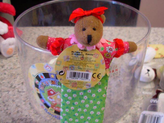 BOOKMARKS CHUCKLE VALLEY FRIENDS LITTLE BEAR NEW GUND RETIRED