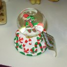 JOLLY HOLIDAYS WATERGLOBE SNOWGLOBE FROM GUND NEW WITH TAGS RETIRED NO LONGER PLAYS
