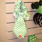 ST PATRICKS DAY NECKTIE MUSICAL PLAYS WHEN IRISH EYES ARE SMILING NEW GANZ HOLIDAY ACCESSORY
