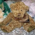 GINGERSNAP TIME AND AGAIN BED BUDDIES TEDDYBEAR PLUSH STUFFED ANIMAL NEW GANZ 2001 RETIRED