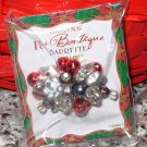 DOG OR CAT PET BOUTIQUE BARETTE NEW GANZ FUR BABY JEWELRY FOR THE HOLIDAYS