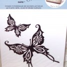 BUTTERFLYS BUTTERFLY LAPTOP TATTOO SKIN UNIVERSAL PEEL AND STICK REUSABLE PERSONALIZE