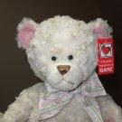 TEDDY BEAR TEDDYBEAR ELLIE NEW PLUSH STUFFED ANIMAL TOY GANZ